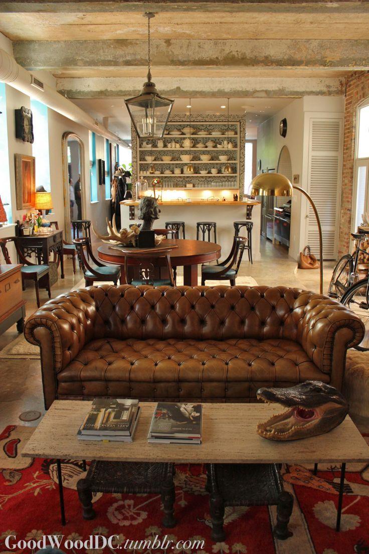 chesterfield sofa retail store in 16  Wohnen, Wohnung