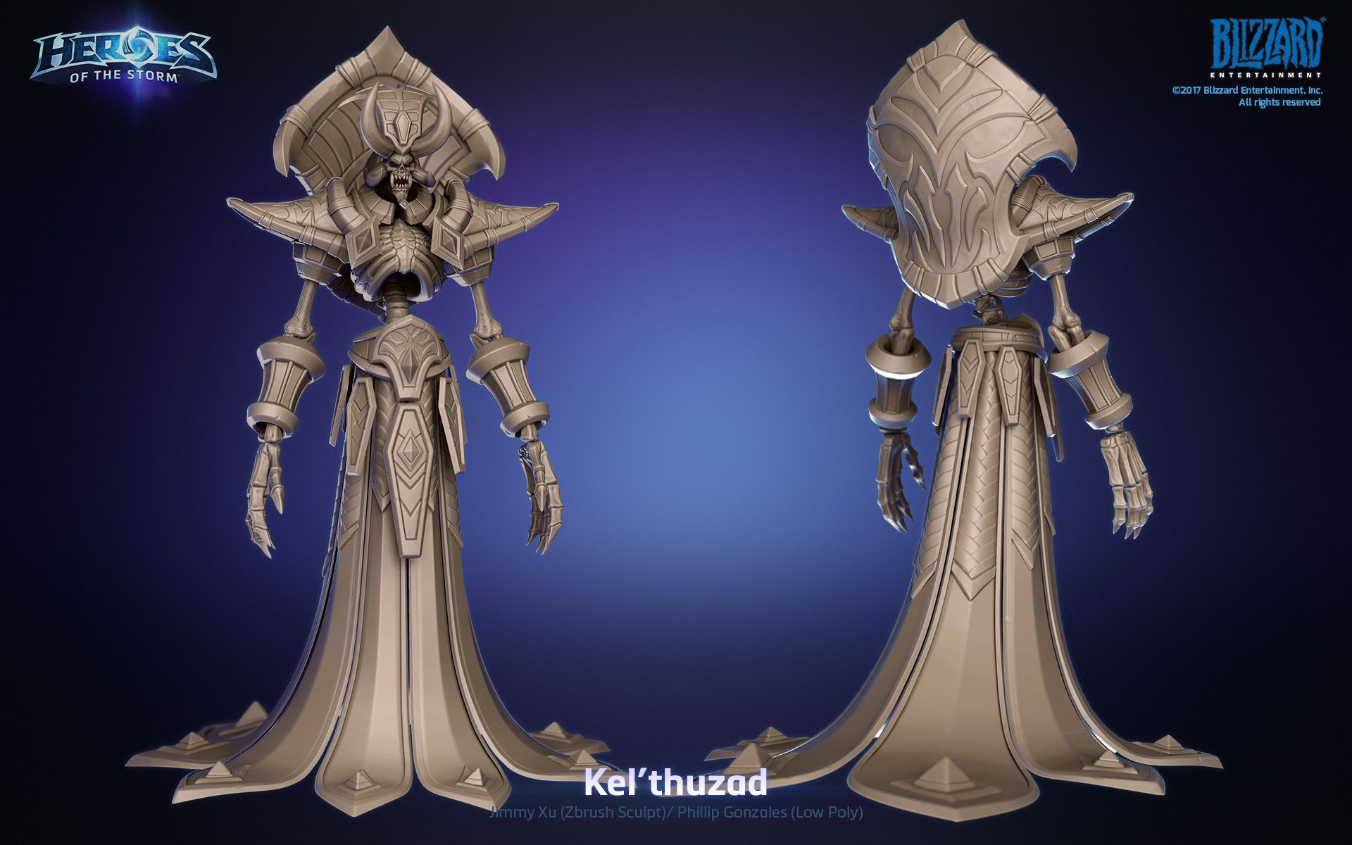 Artstation Kel Thuzad J U X Warcraft Art Comics Artwork Heroes Of The Storm Reanimated as the archlich of the scourge and given domain of the dread necropolis, naxxramas, kel'thuzad remains arthas's. artstation kel thuzad j u x