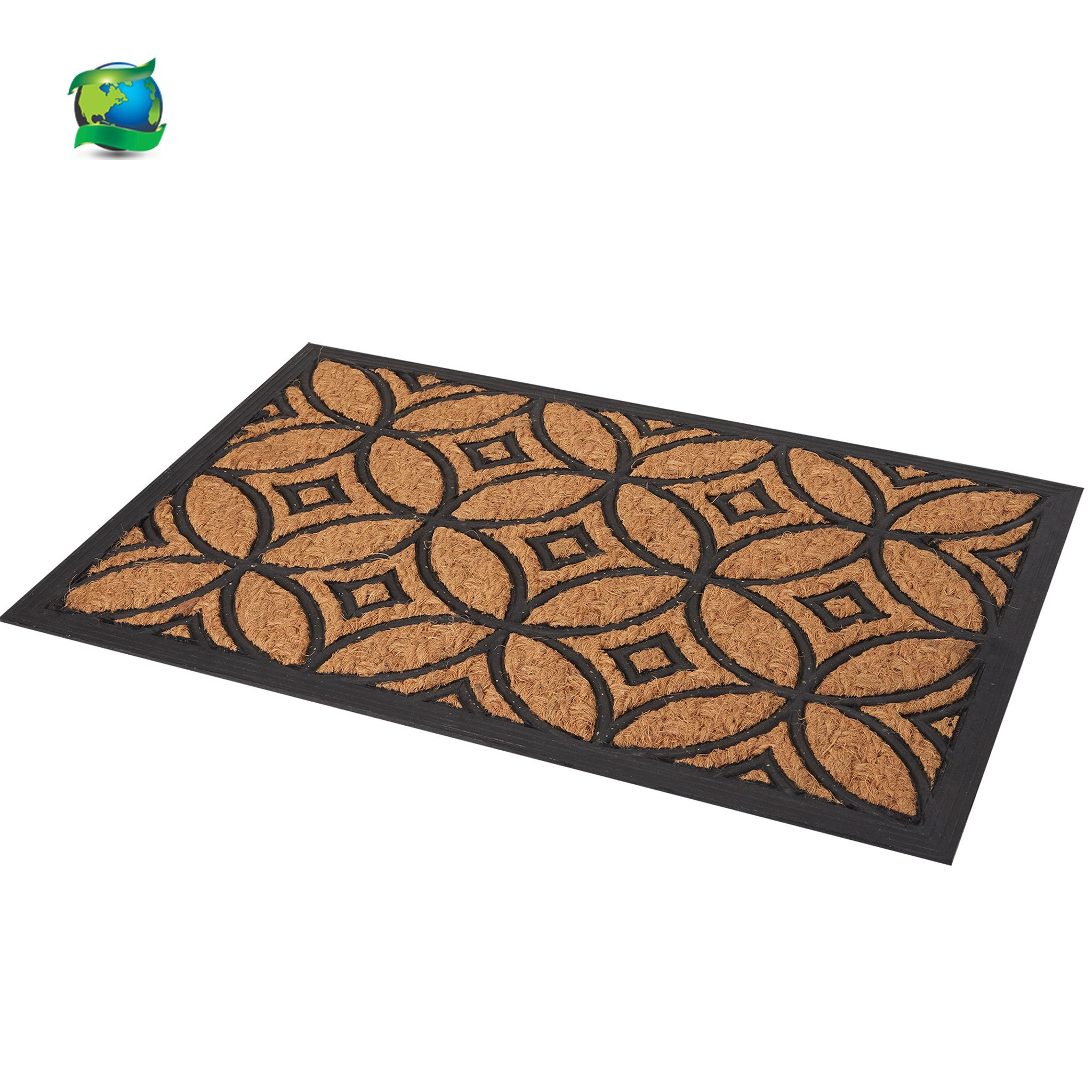 Rubber Coit Mat Is A Lovely Addition To