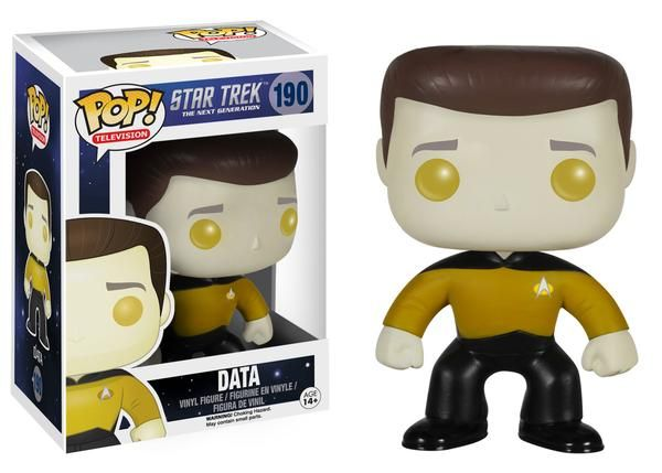 Funko POP! TV: Star Trek: The Next Generation - William Riker
