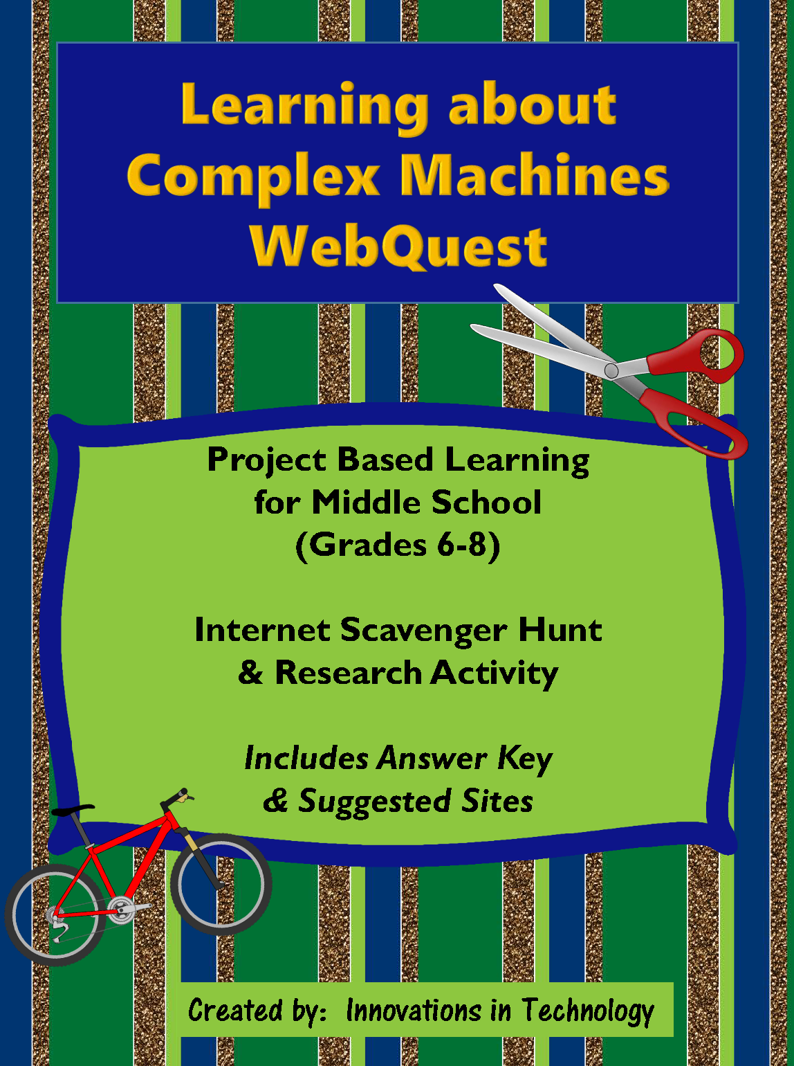 This Webquest Internet Scavenger Hunt Is A Perfect One