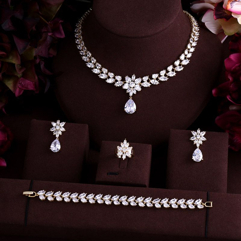 Cheap wedding jewelry sets Buy Quality jewelry sets directly from