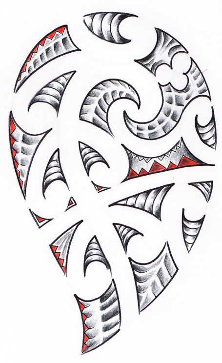 August 2009] Maori-inspired Design