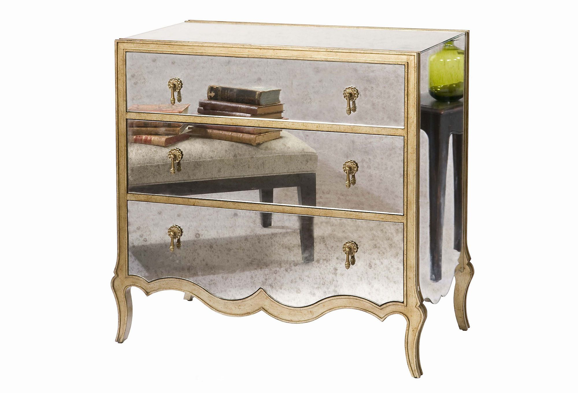 One Kings Lane Sophisticated Furnishings Corinne Chest