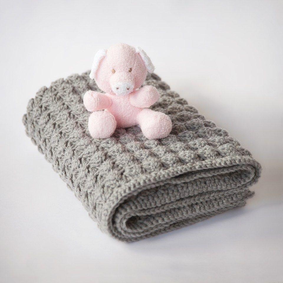 Cozy and Free Baby Blanket Crochet Pattern Crochet