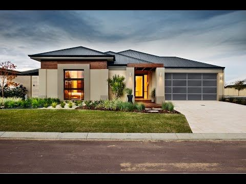 Eden Modern New Home Designs Dale Alcock Homes