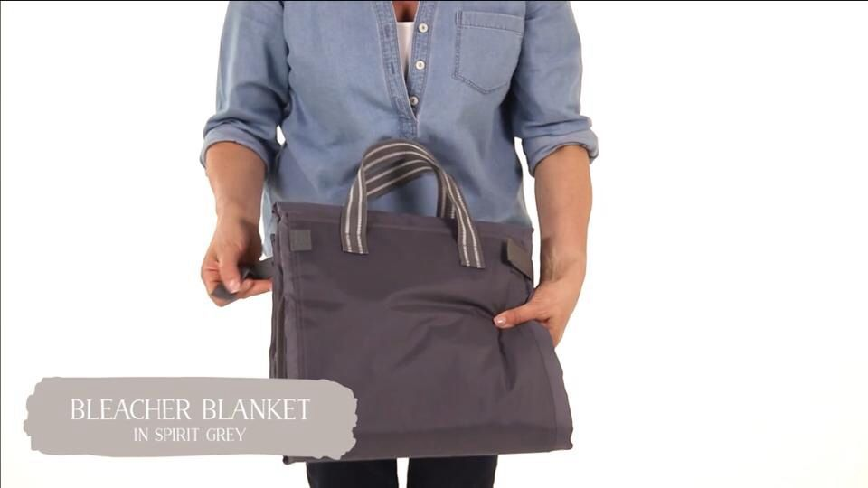 Thirty-One Gifts Bleacher Blanket. Fall 2014.  Join my FB. group. https://www.facebook.com/groups/221123648035423/