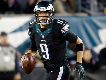 Eagles Quarterback Nick Foles Yong Kim Staff Photographer Philadelphia Eagles Philadelphia Local Philadelphia