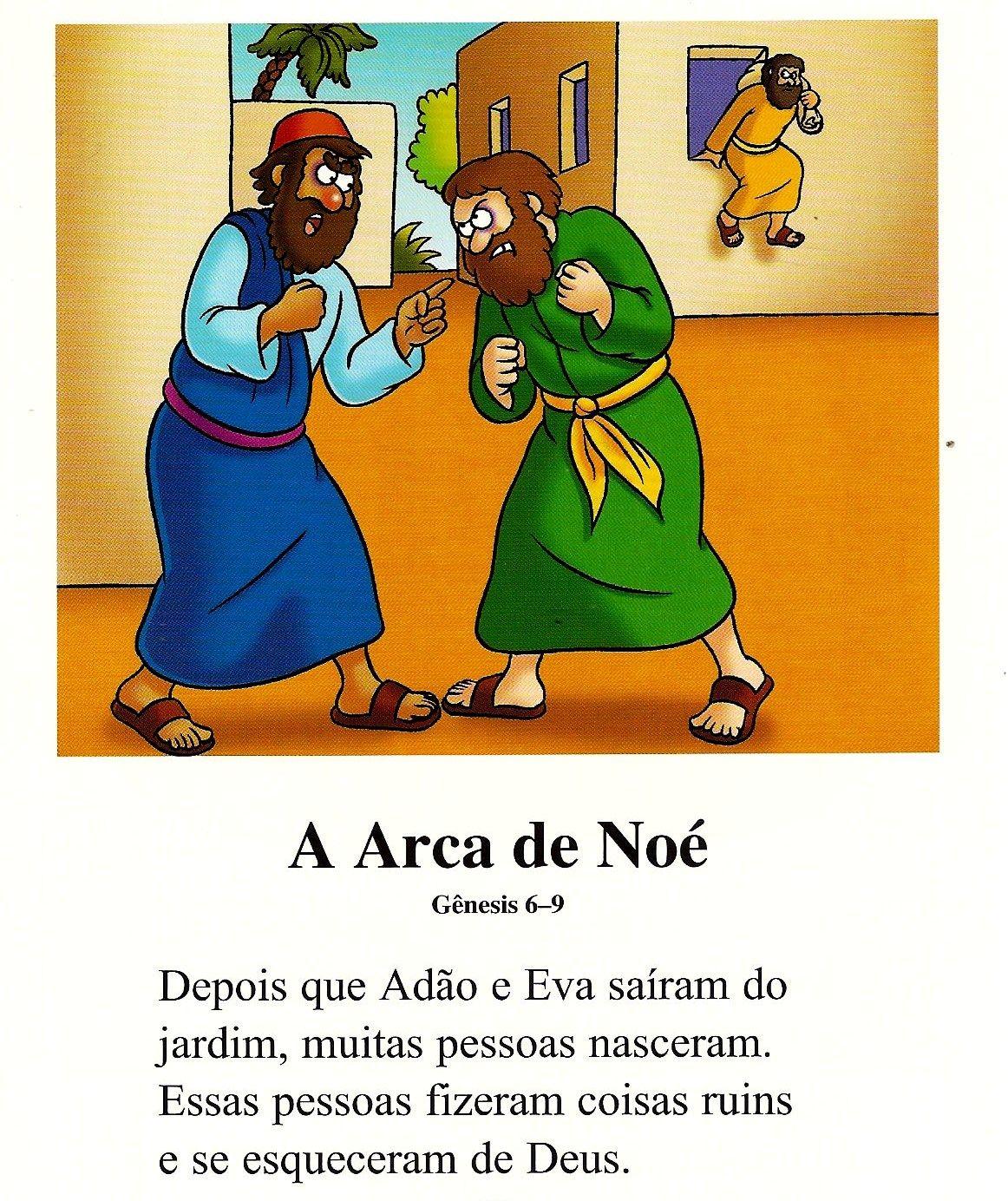 Arca De No C3 A9 Semente 1 Jpg 1162 1384 Com Imagens