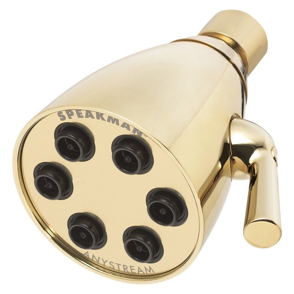 Speakman S-2252-PB Icon Anystream High Pressure Adjustable Shower ...