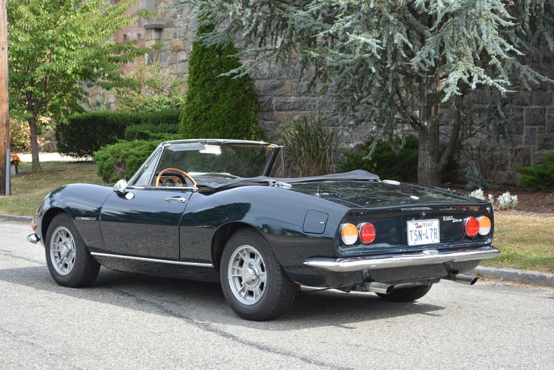 Fiat Dino Spider With Ferrari 2 4l Engine With Images Fiat