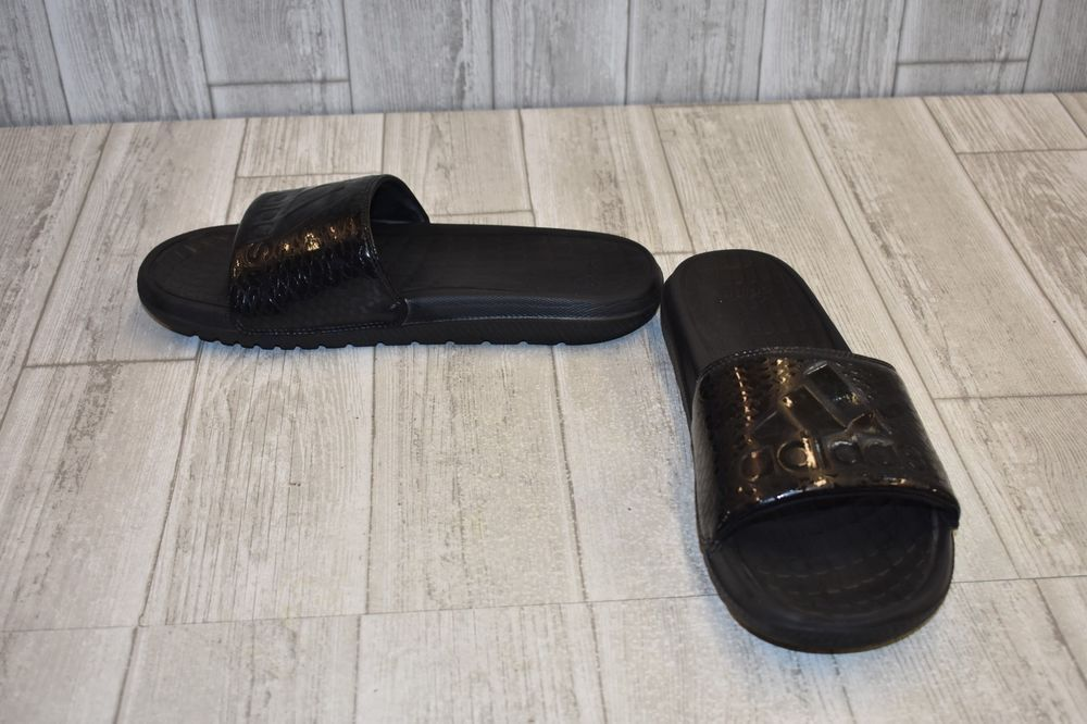 c2fa77f086d268 adidas Voloomix Graphic Slide Sandals Men s Size 11 Black  fashion   clothing  shoes  accessories  mensshoes  sandals  ad (ebay link)