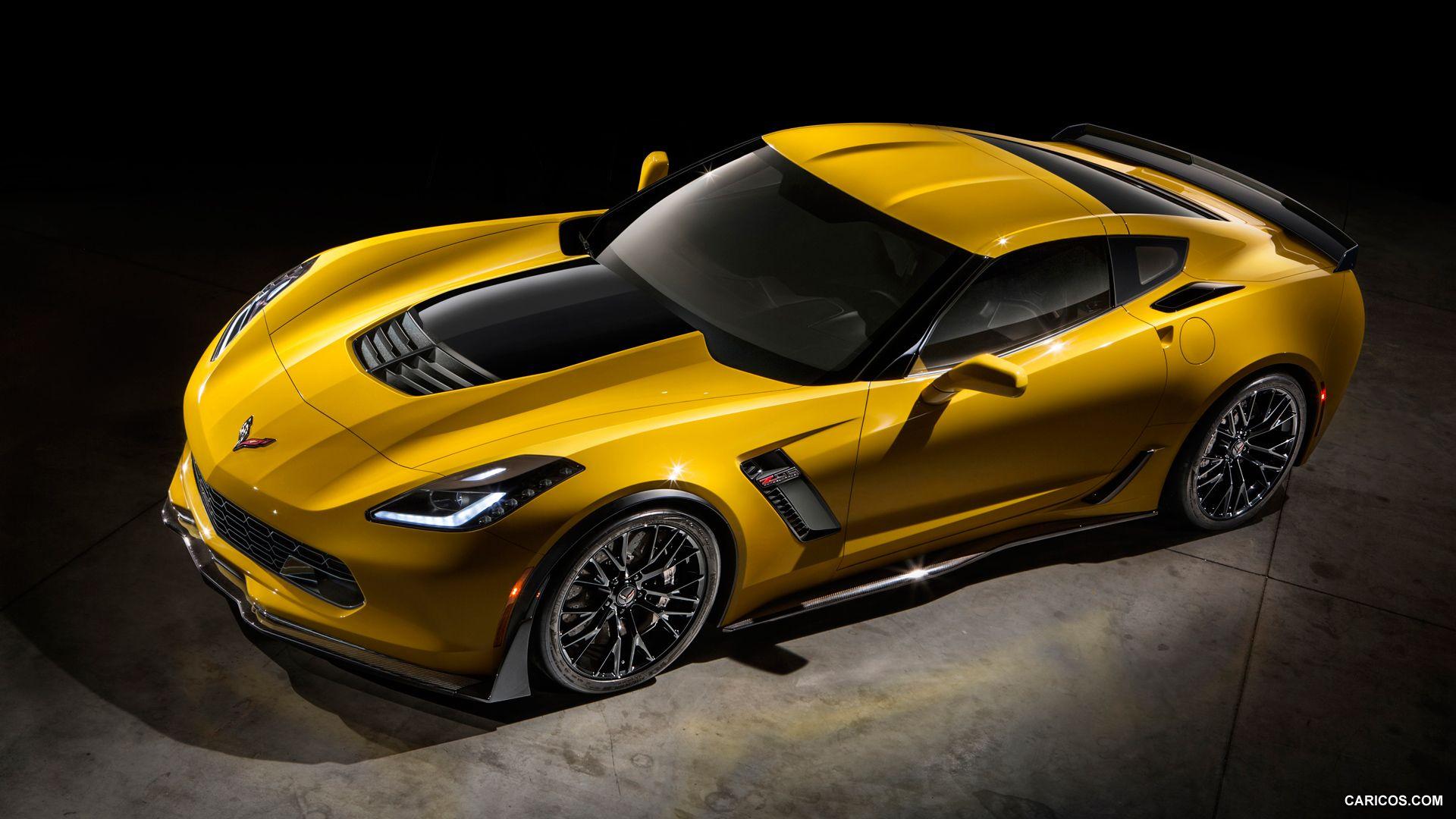 2015 Chevrolet Corvette Z06 Chevrolet Corvette Z06 Chevrolet