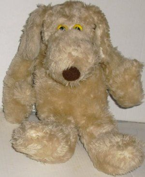 Le Mutt Stuffed Dog Htf Vtg Le Mutt Fifi Plush Dogs Francesca