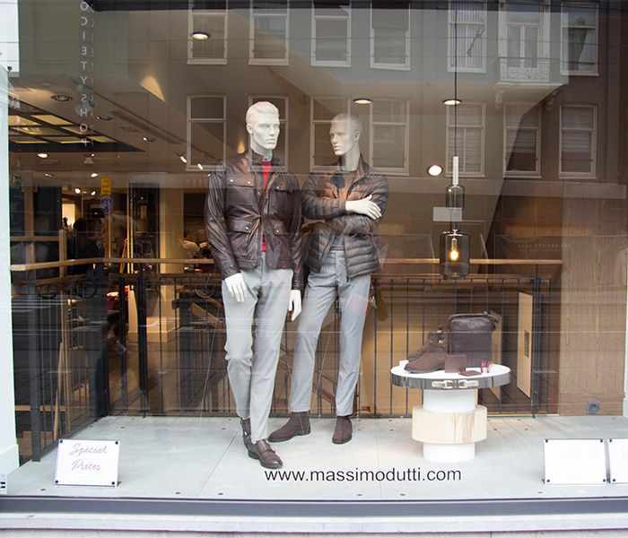 "massimo dutti, amsterdam, the netherlands, ""if you don't want to"