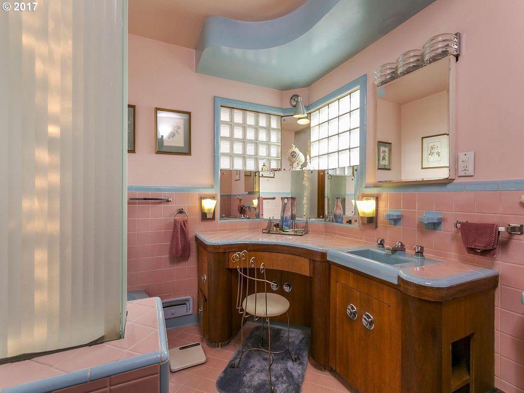 11350 Ne Klickitat St Portland Or 97220  Zillow  Mid Century Captivating Bathroom Remodeling Portland Oregon Decorating Inspiration