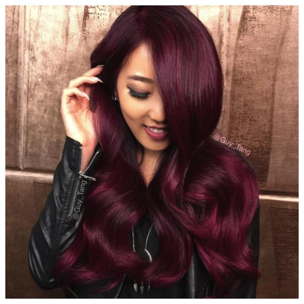 cherry cola hair - Google Search