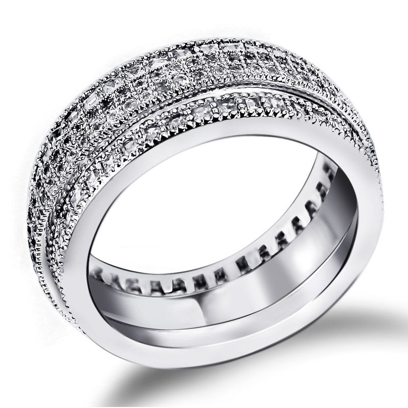 Ring for women high quality Propose Marriage Present jewelry ...