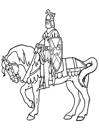 Coloriage coloriage chateau fort pinterest coloriage coloriage chevalier et coloriage chateau - Coloriage chateau chevalier ...