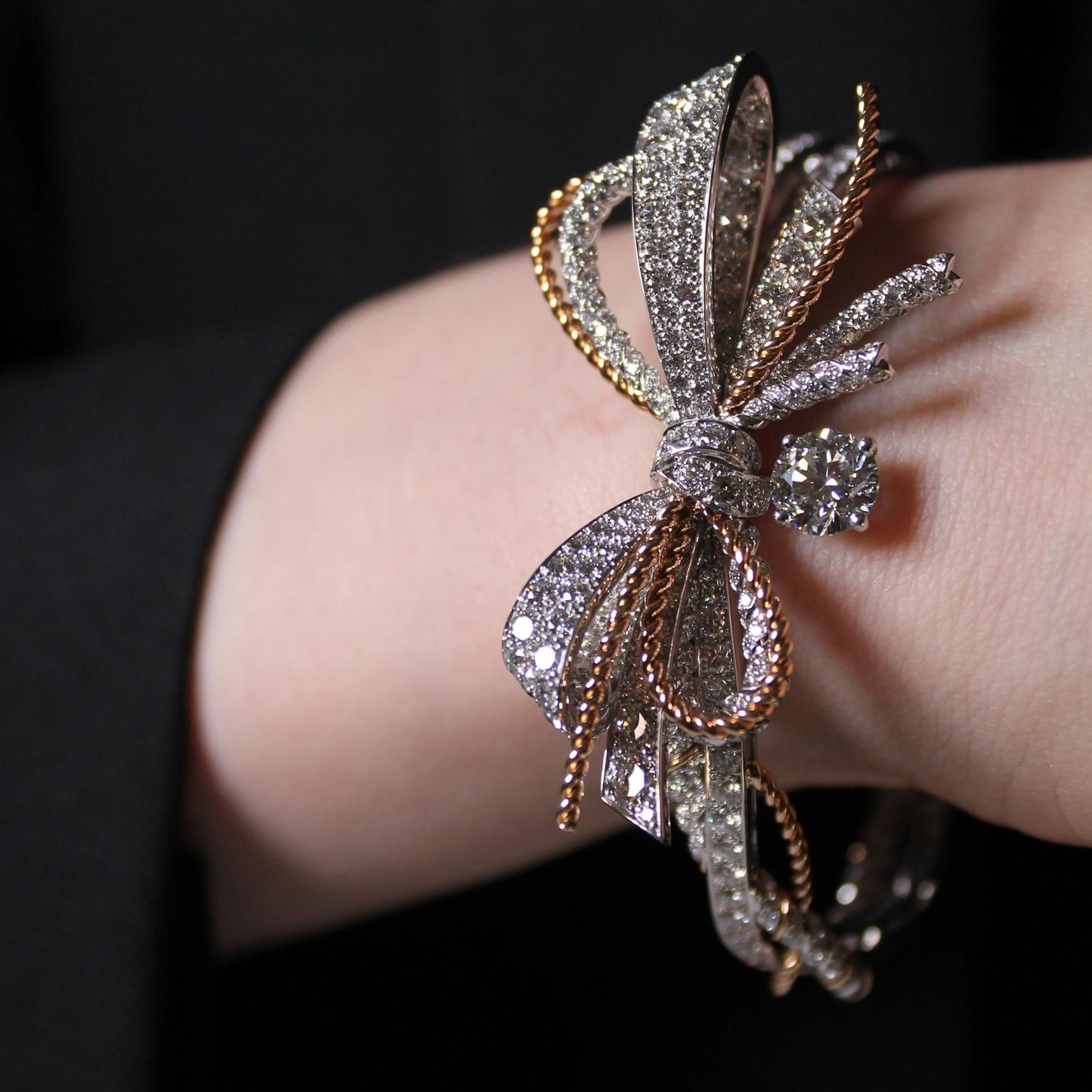 A perfect our favourite jewels from paris couture week gold