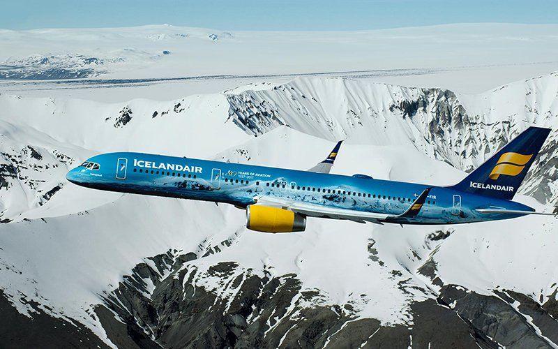 48 Icelandair Ideas Iceland Air Boeing Aviation