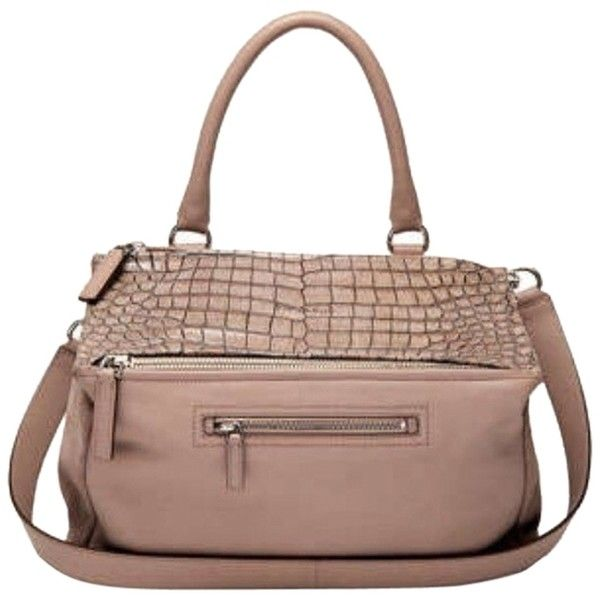 Givenchy Pre-owned - Beige Leather Handbag Pandora 4cLGvNd