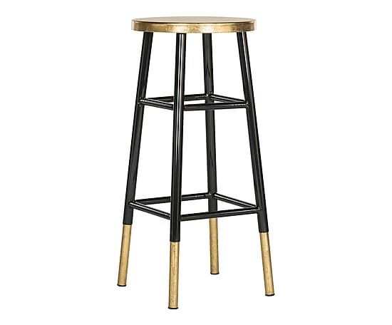 Westwing Home Living Tabouret De Bar Noir Mobilier De Salon Fauteuil De Bar