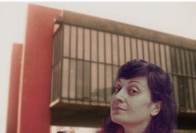 SAP Releases Rare Images of Architecture 'Selfies' | Lina Bo Bardi at MASP in 1968