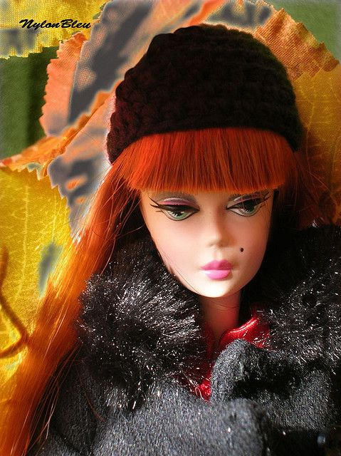 """Autumn"" Barbie"