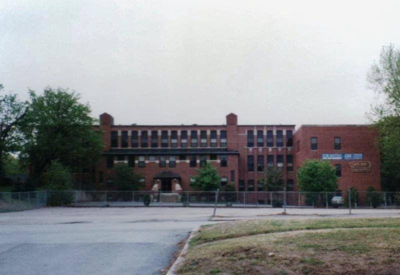 St. Mary's school k-8