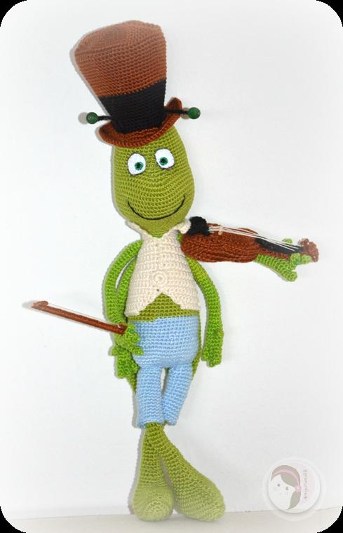 Make It: Flip The Grasshopper - Free Crochet Pattern #crochet ...