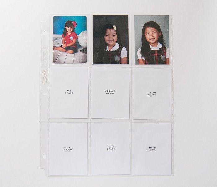 School Portraits, School Memories, School