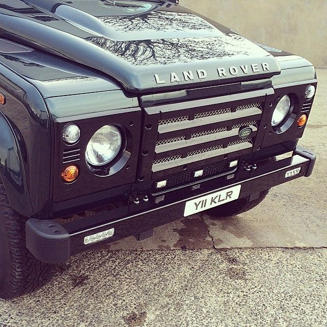 Alan Glendinning On Instagram Landrover Defender 90 In Aintree