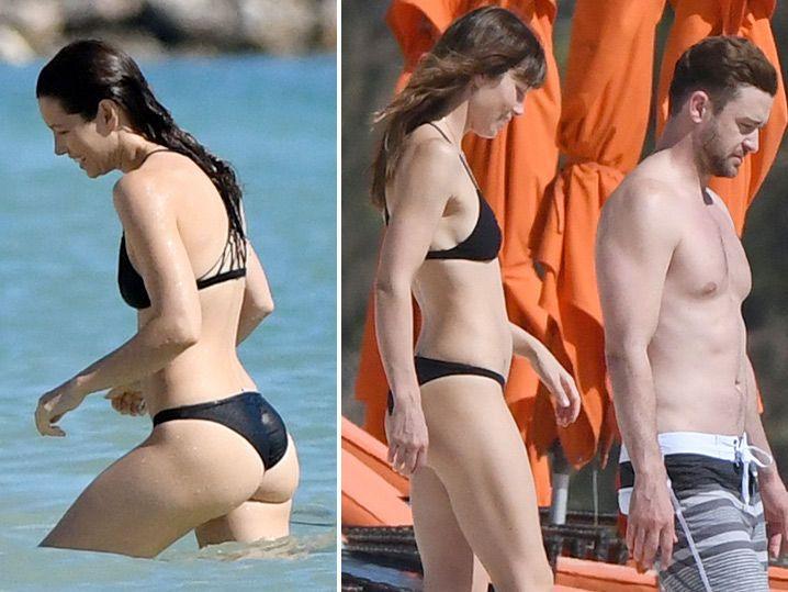 Beil a jessica bikini in