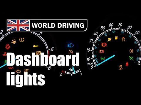 Dashboard Warning Lights And Indicators On A Ford Fiesta Warning