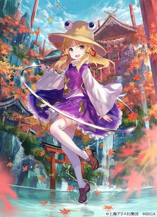 touhou おしゃれまとめの人気アイデア pinterest janny イラスト カワイイアニメ 東方 かわいい