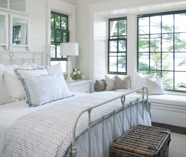 Photo Gallery: 16 Dreamy Cottage Bedrooms