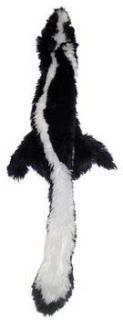"Ethical Ethical Skinneeez Plush Skunk 20"" For Small-Medium Dogs"