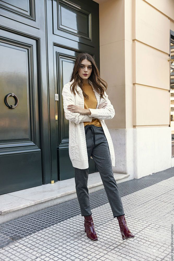 Moda otoño invierno 2019 mujer