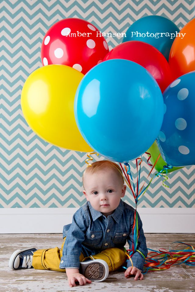 Babys First Birthday Photoanother Cute Idea
