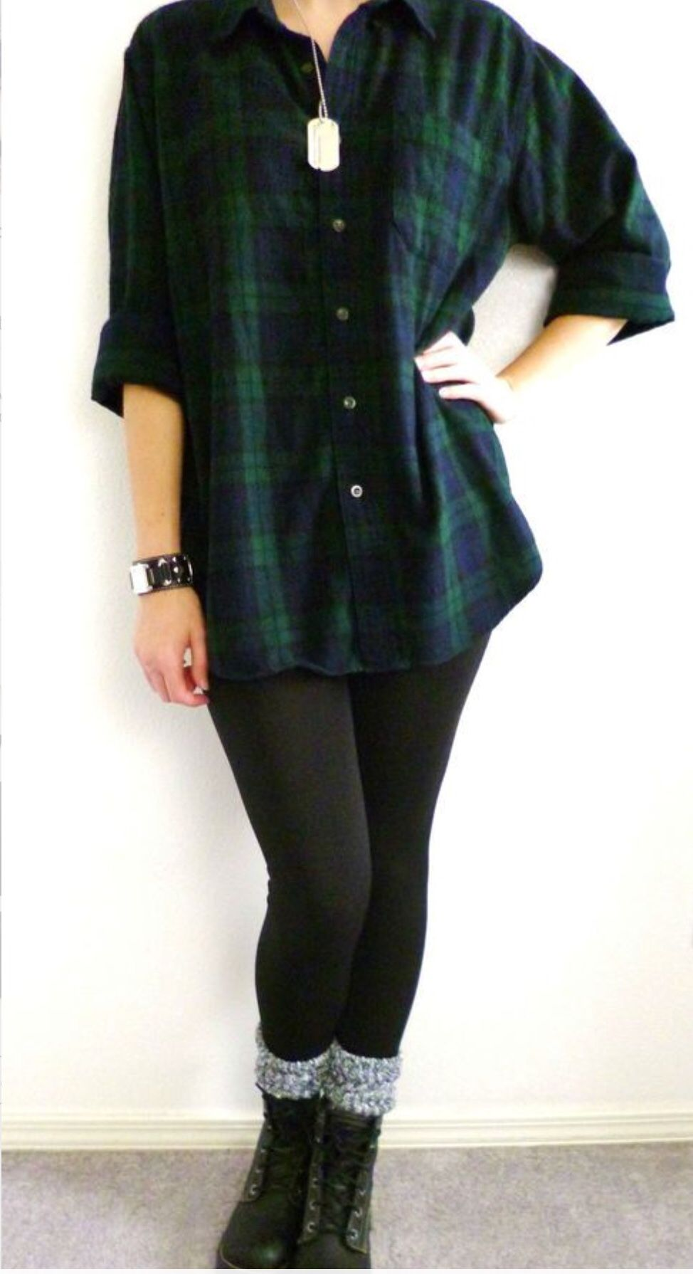 Flannel shirt outfit women  Simple and cute outfit  outfits  Pinterest  Flannel outfits