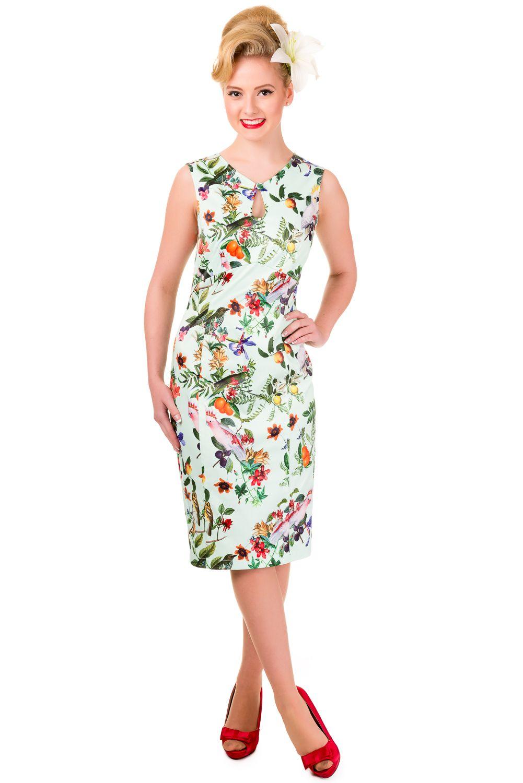 955aea8ff32 Banned Apparel Bye Bye Love Wiggle Dress