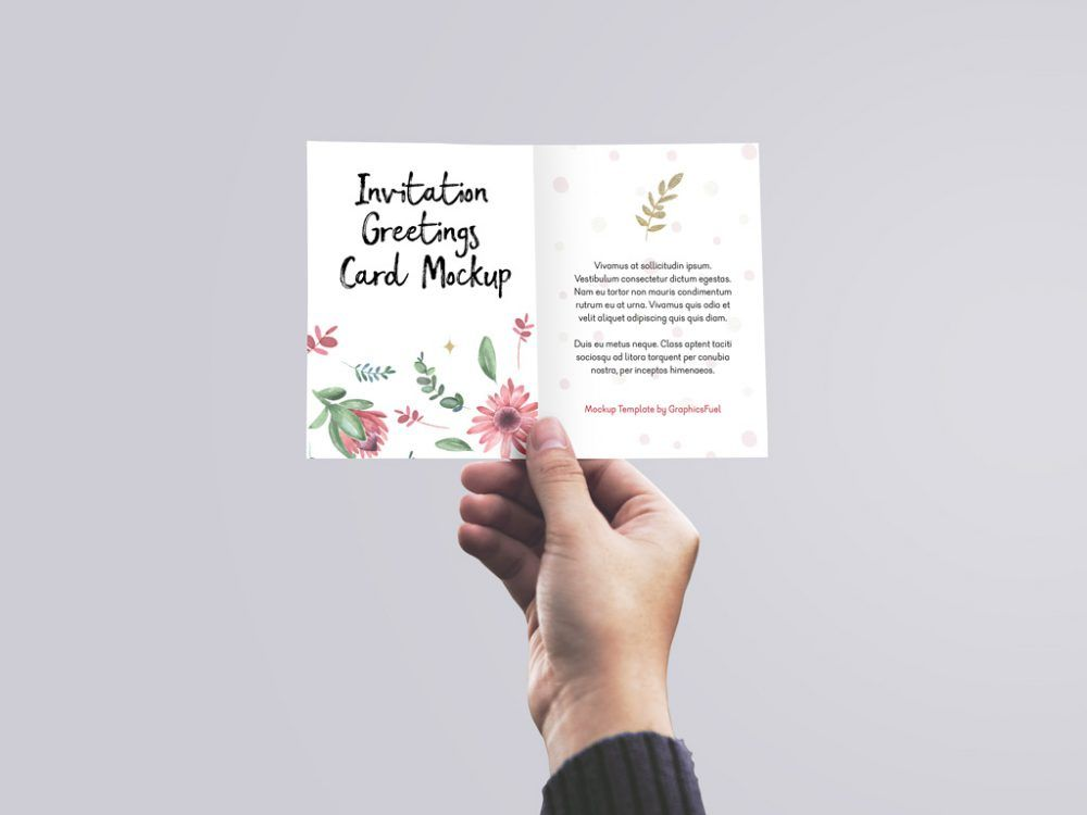 floral apple template tri fold mock up stock vector.html