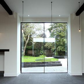Frameless Sliding Windows