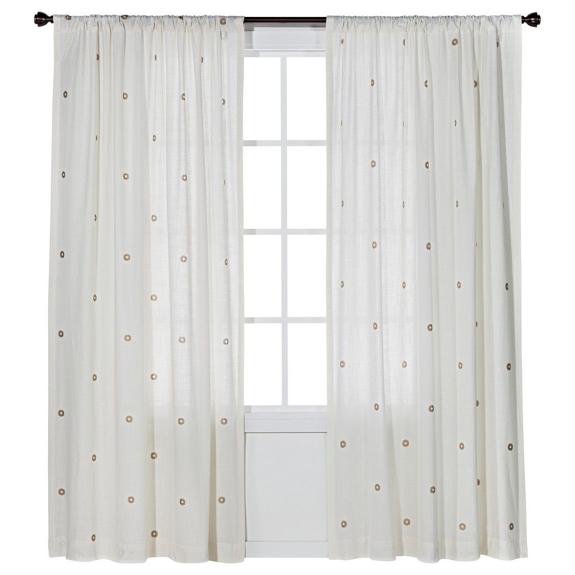 Triple Tap To Zoom In Panel Curtains Guest Room Decor Small