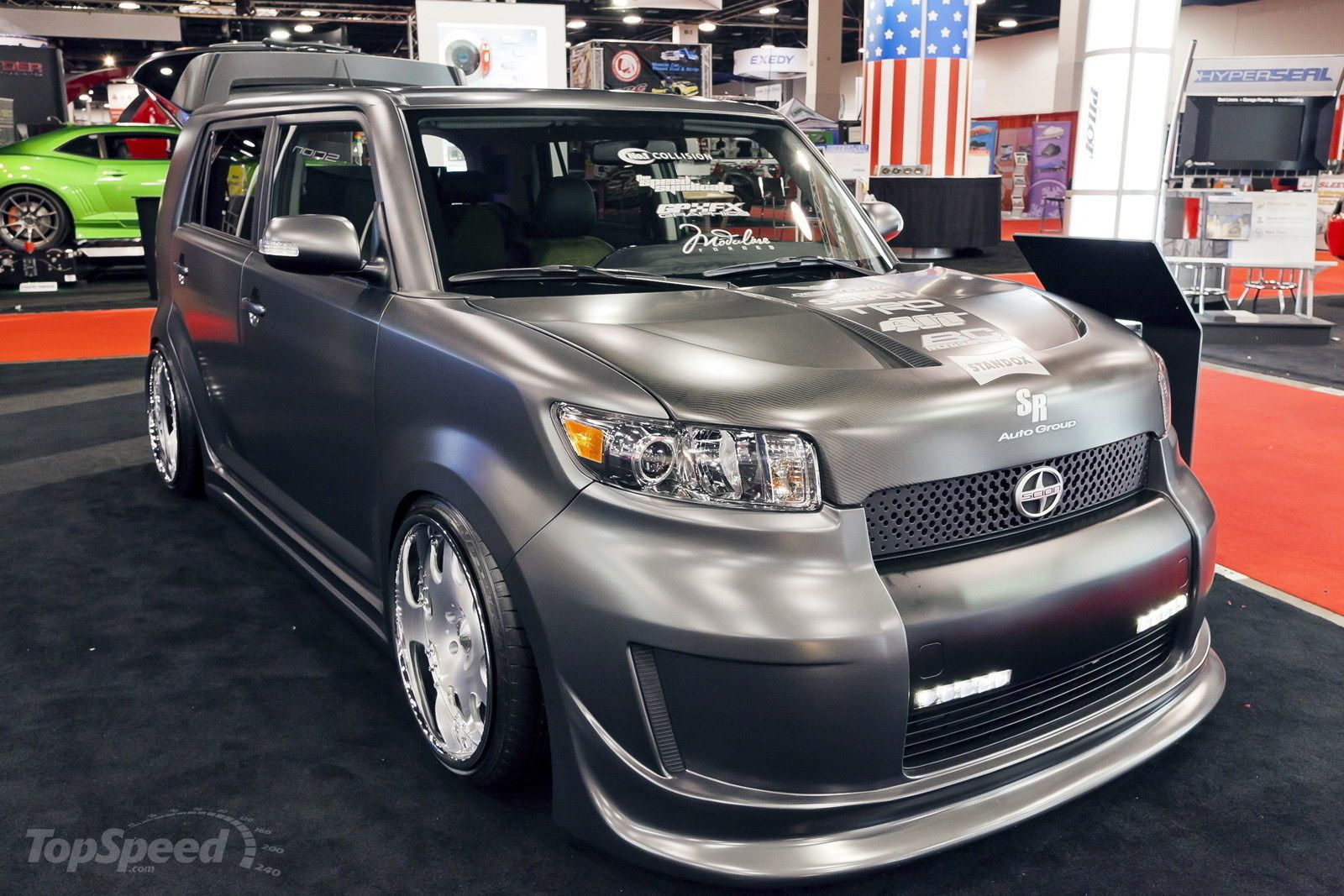 2011 Scion Xb Project Anarchy By Sr Auto Group Pictures Photos Wallpapers Top Speed Scion Xb Toyota Scion Xb Scion