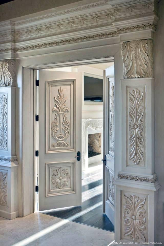 Woodwork Old World Mediterranean Italian Spanish Tuscan Homes Design Decor Pinterest