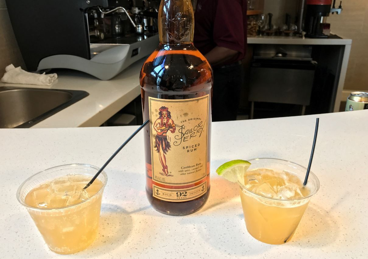 Sailor Jerry Rum Embraces its Namesake Tattoo Artist at Chicago's Field Museum