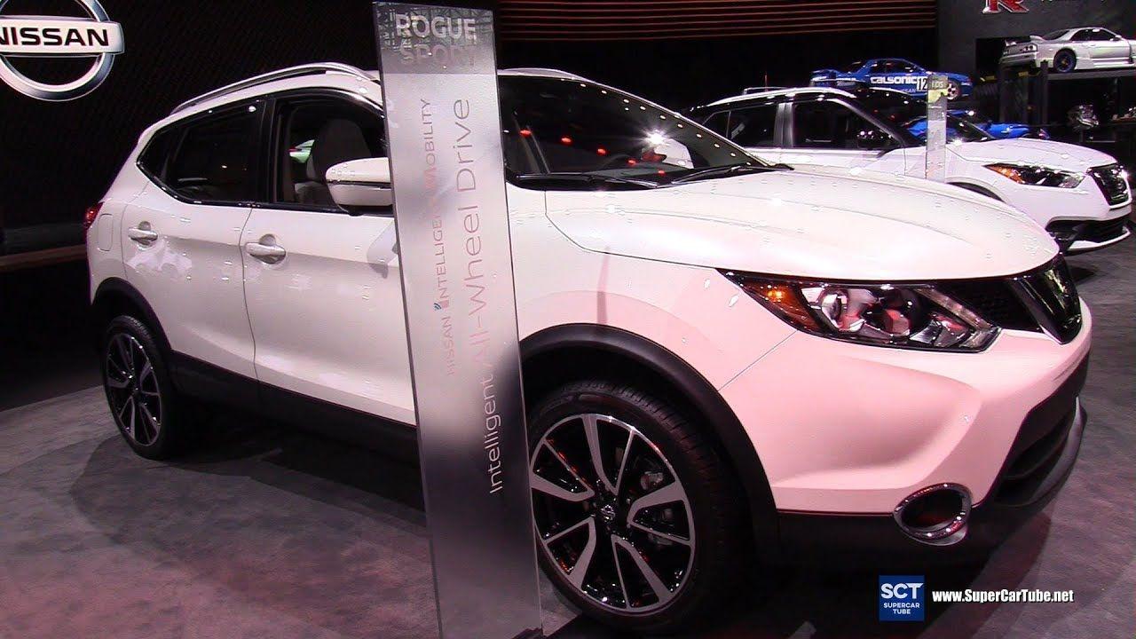 2019 Nissan Rogue Sport Exterior and Interior Walkaround
