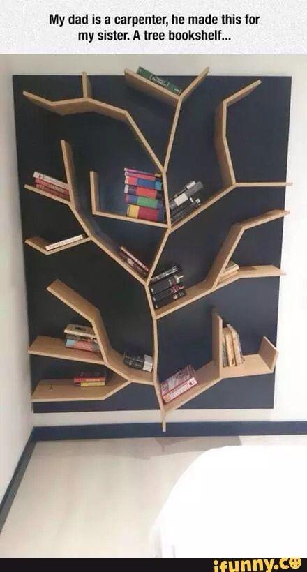 Bookshelf ~ So creative, I NEED